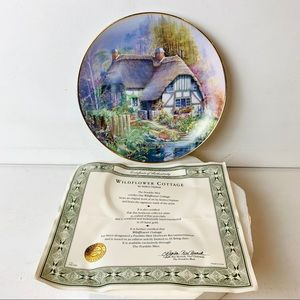 Franklin Mint Andres Orpinas Wildflower Collectibl